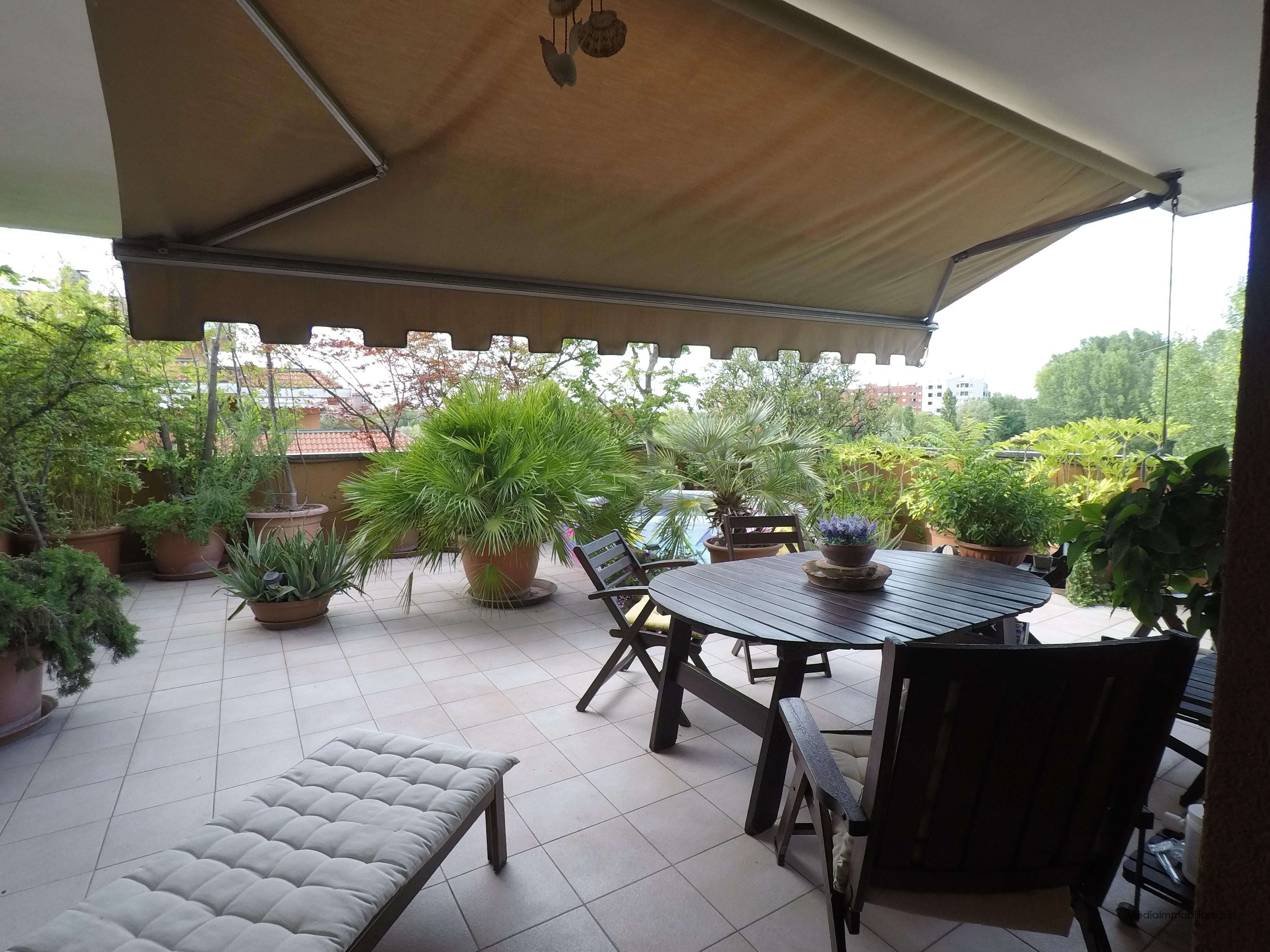 Attico più super attico  in vendita in via Nicola Romeo, 5