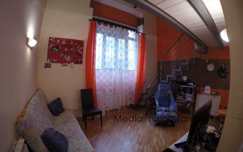 Via R. Bonghi splendido mini loft