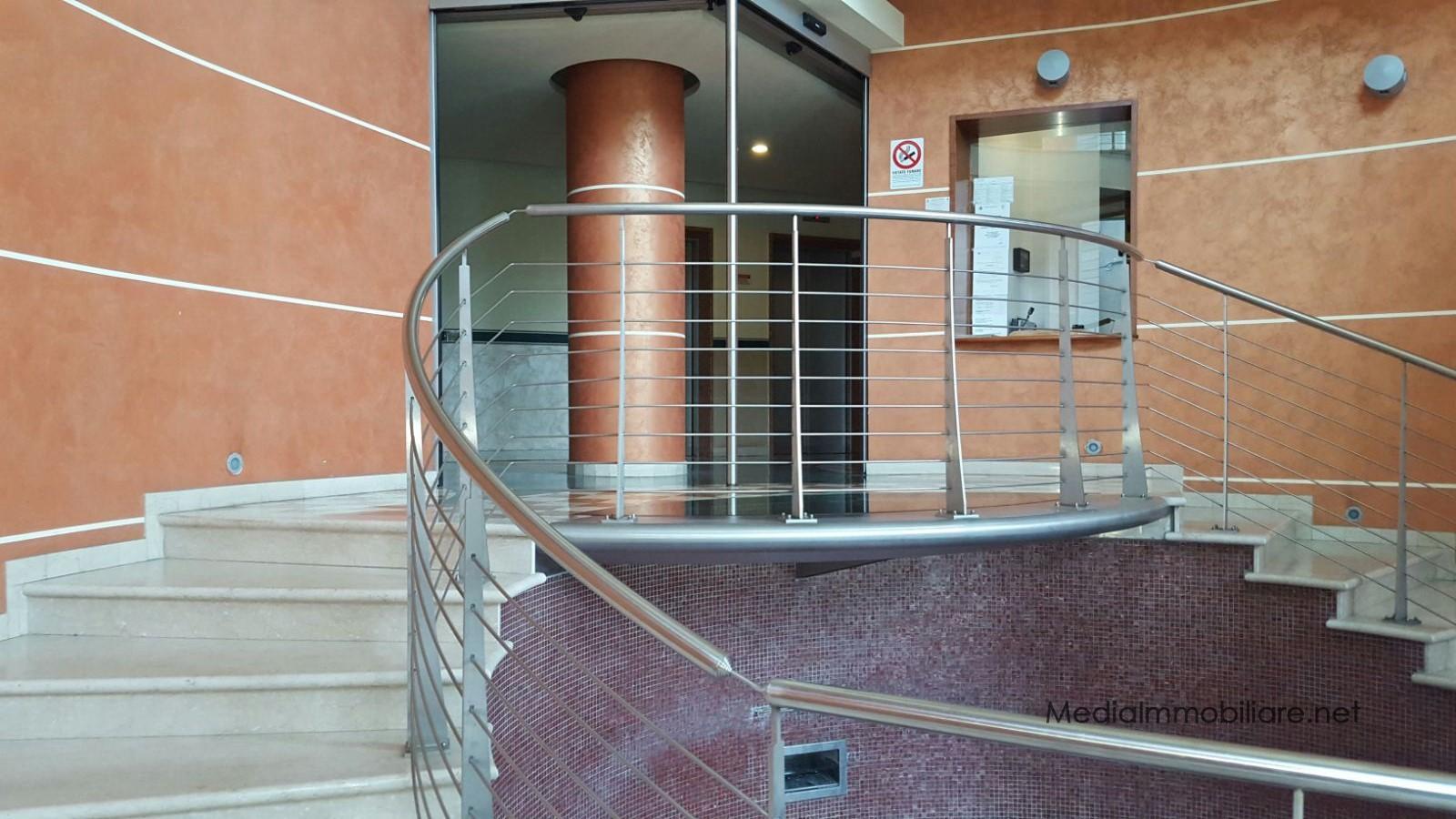 Via B. Verro loft open space su due livelli