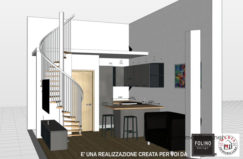 Via Montegani, Navigli, nuova soluzione su due livelli